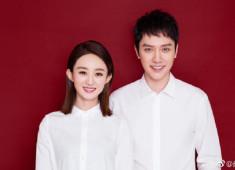 """2018最心动的生日礼物是""""我娶你""""-赵丽颖冯绍峰"""