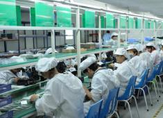 没有文化可以进电子厂吗?对文凭要求高不高?