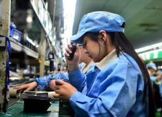 電子廠哪些崗位的女生最多?