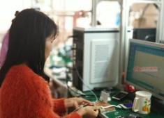 女生去电子厂都有什么比较适合的岗位?