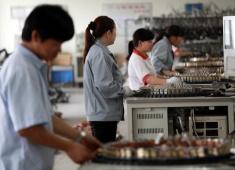 电子厂和食品厂哪个会累一些?