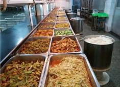 电子厂的中饭好吃吗?还有哪些食物?
