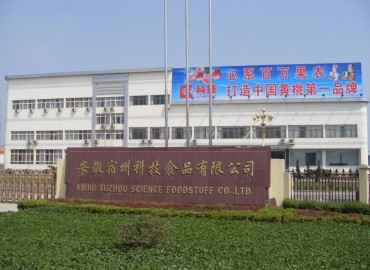 安徽碭山食品廠(罐頭)