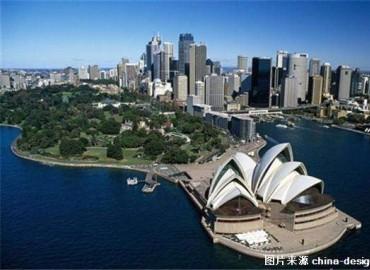 悉尼城區玻璃工