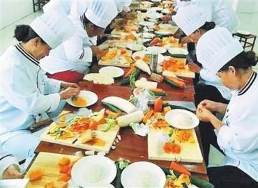 高薪招聘韓國中餐廚師