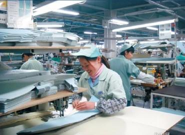 日本女縫紉工
