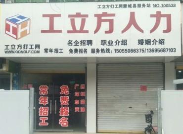 工立方蒙城县就业服务站
